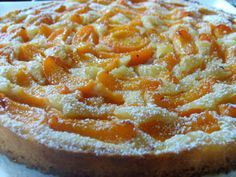 Rêves de Gourmandises: Tarte aux Abricots sur Fond d'Amande