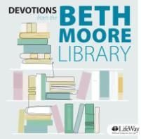 Devotions from the Beth Moore Library - Audio CD ... that would be great for traveling