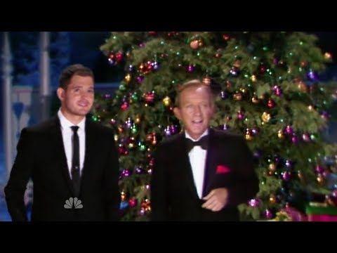 Michael Buble Bing Crosby White Christmas Youtube Muzyka