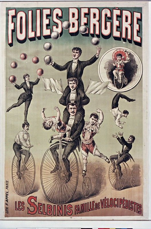 BibliOdyssey: Folies Bergère