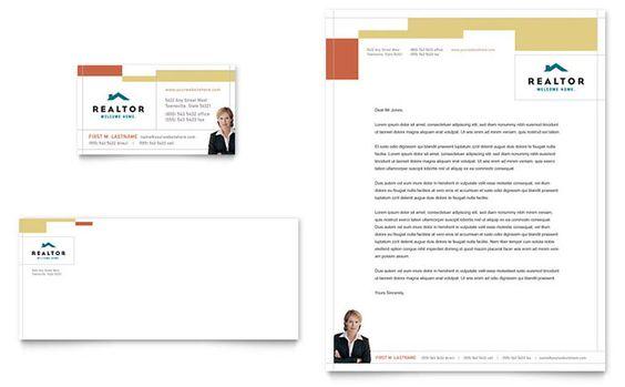 Youth Program Business Card \ Letterhead Template Design - construction company letterhead template