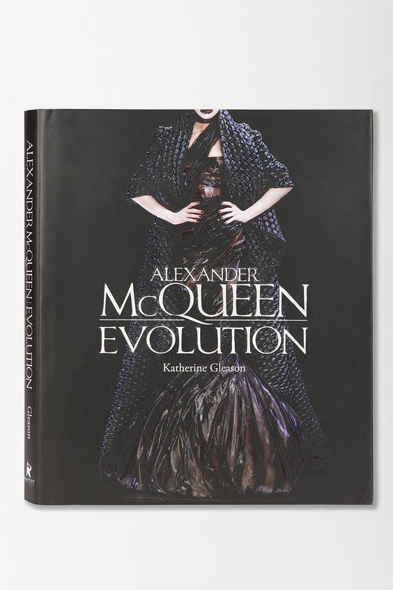 Best Coffee Table Book ever! #smallspace Alexander McQueen: Evolution By  Katherine Gleason