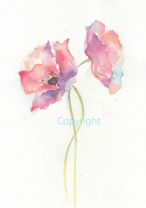 Pinterest the world s catalog of ideas for Watercolor painting flowers