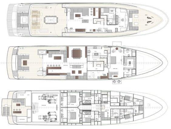 Numarine launches 40XP superyacht concept - Shipyard News - SuperyachtTimes.com