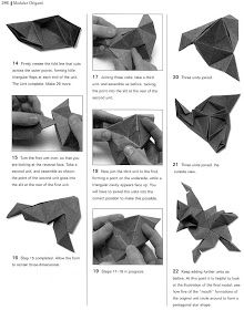 Estilo Origami e Cia: Diagrama Star Sea