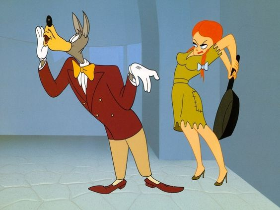 Tex Avery produced mad-cap cartoons during the golden age of animation for Warner Bros. and M.G.M.