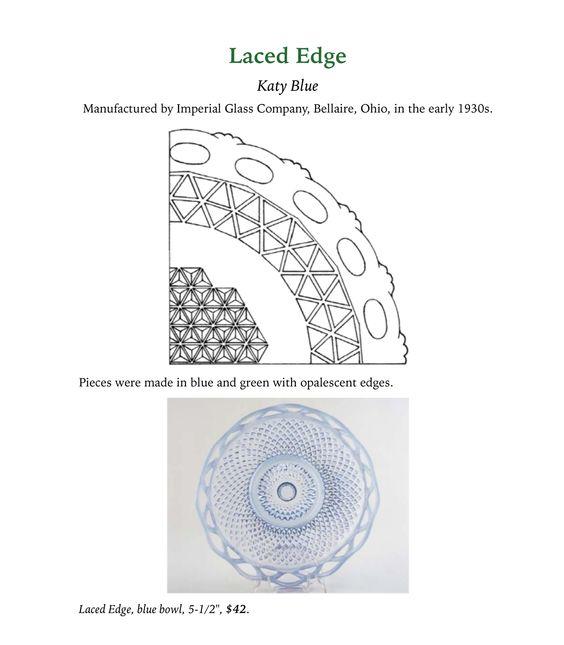 Laced Edge