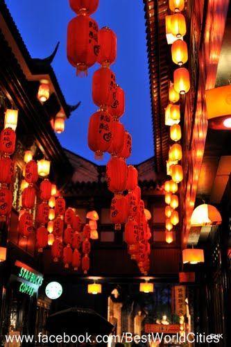 Chengdu: my home:)