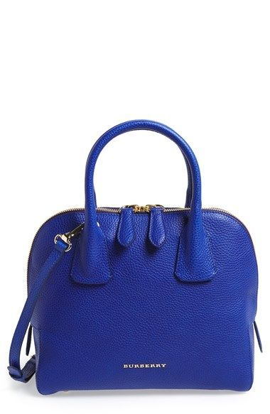blue.quenalbertini: Burberry 'Small Yorke' Satchel | Nordstrom