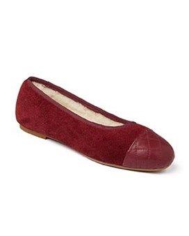 Ladies Sheepskin Slippers Tina  #Shoes #Footwear #Autumn #Morlands #Slippers #Cosy #Sheepskin #Vintage #Style #Glastonbury #Warm