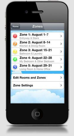 top 50 iphone apps for moms cleaning schedules help me and i love