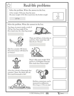 math worksheet : our 5 favorite prek math worksheets  word problems real life and  : Real Life Math Worksheets
