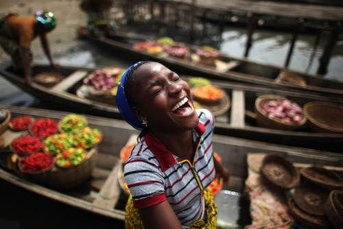 Benin, Africa: Smiles And Laughter, Howiviewafrica Laughter, Africa People, Africa Ganvie, Benin Photos, Africaa Girl, Benin Africaa