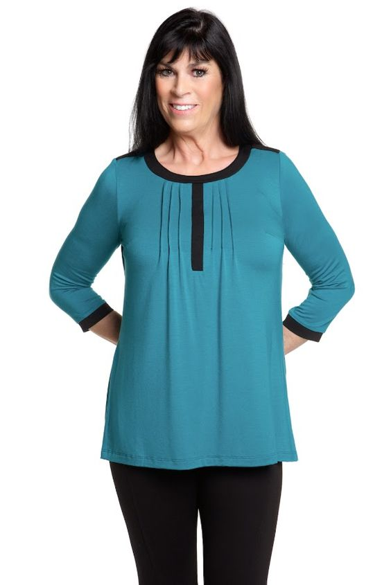 Fifty, not Frumpy: New Styles!