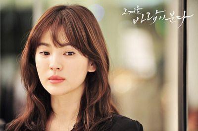 Song Hye Kyo #Thatwinterthewindblows #SBS #series #kdrama