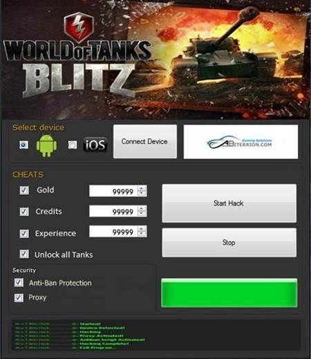 Download World of Tanks Blitz Hack http://abiterrion.com/world-of-tanks-blitz-hack/