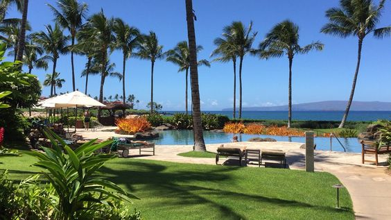 Makena oceanfront homes