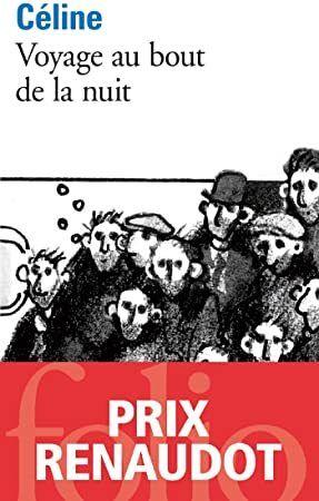 Kindle Voyage Au Bout De La Nuit Folio T 28 French Edition Book Addict Books To Read Book Lovers