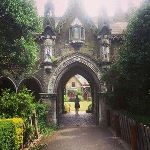 Holly Village, Highgate, North London. | 23 Images That Show Another Side Of London