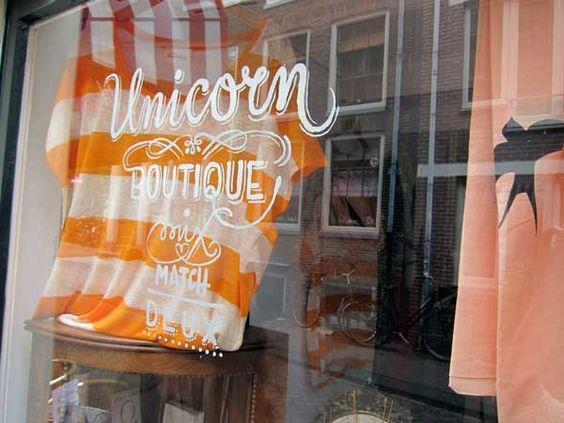 So Beautiful!!!!! handpainted-amsterdam-12: Art Typography, Handpainted Amsterdam, Cafe Typo, Logos Branding, Handpainted Cursive, Design