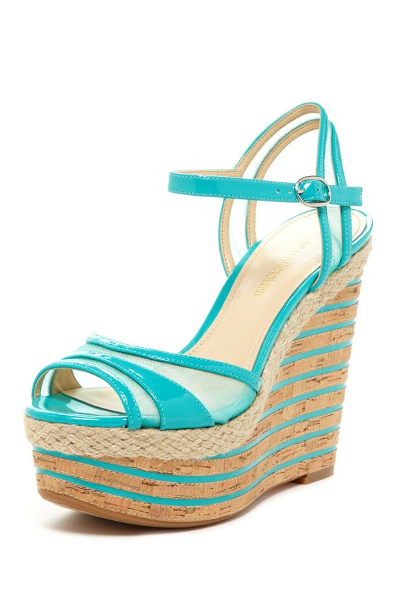 Gorgeous Summer Wedges Shoes