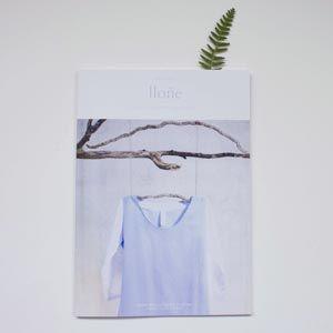 Lloñe, una tipografía estampada by Julia Dín