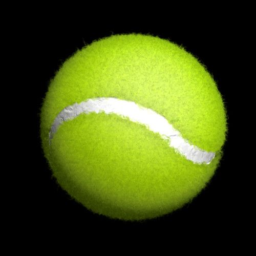 Fuzz Tennis Ball Realistic 3D Model   3D Model | 3D Modeling | Pinterest |  Tennis And 3d  Why Is There Fuzz On A Tennis Ball