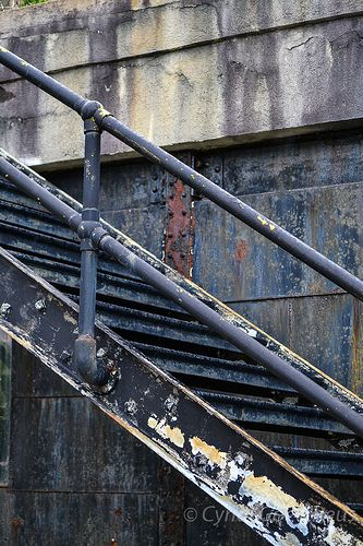 Stairs Fort Monroe 060
