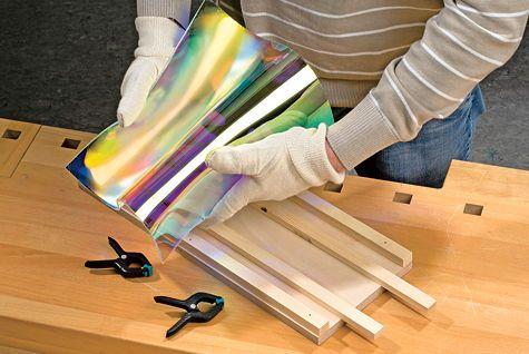 Plexiglas frei formen - Schritt 3 von 4