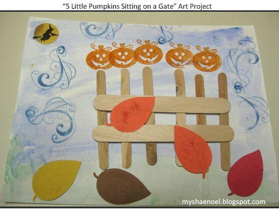 Learn and Grow Designs Website: Pumpkin: Art Projects, Felt Sets ...