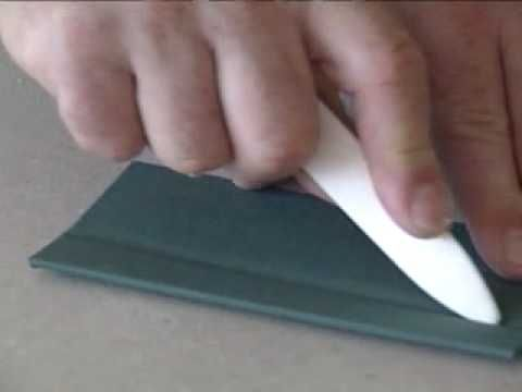 Japanese bookbinding tutorial 1/3. Very clear and complete!