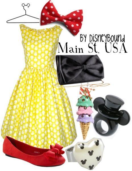 disney world | Disney Bound Should I wear this at WDW?! ;)