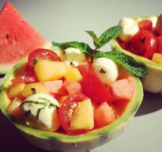 Coupelle fruits frais