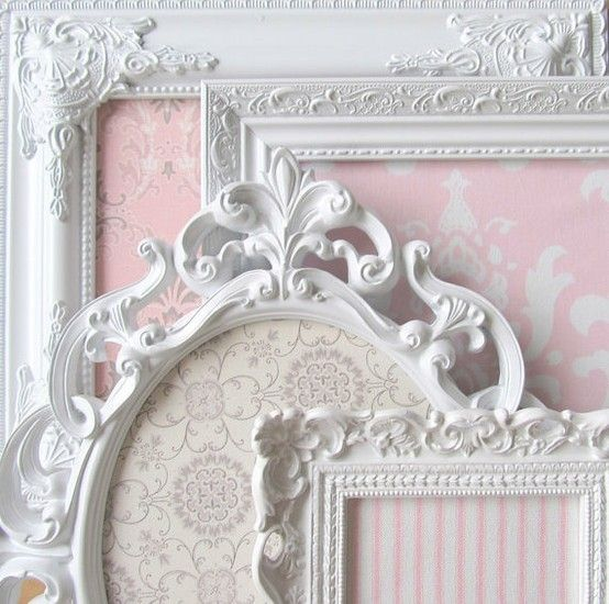 COLLECTION of MAGNET BOARDS Shabby Chic Nursery by ShugabeeLane
