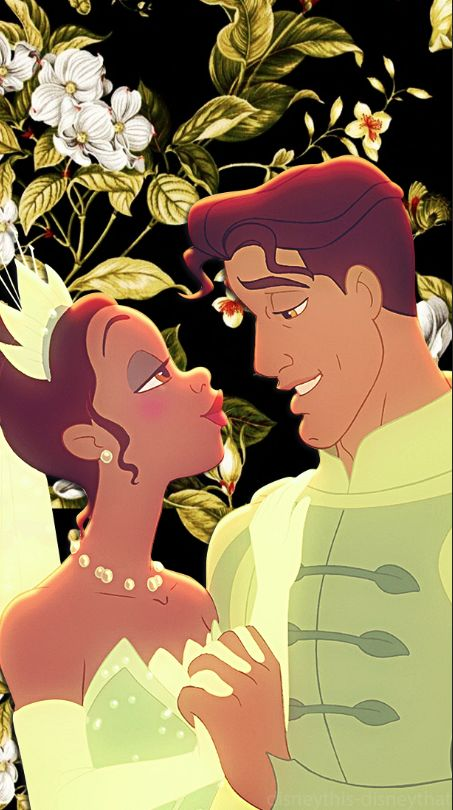 DisneyThis. DisneyThat. - Phone Backgrounds → The Princess and the Frog