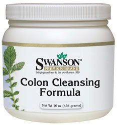 Colon Cleansing Formula 16 oz (454 grams) Pwdr by Swanson Premium by Swanson Premium. $8.99. Colon Cleansing Formula 16 oz (454 grams) Pwdr - More than just a fiber supplement, Swanson Colon Cleanse formula provides a well-rounded approach to intestinal health. It features a balanced blend of three dietary fibers fortified with a full- days supply of vitamin C and the beneficial gut bacteria lactobacillus acidophilus--all in a delicious naturally orange flavo...