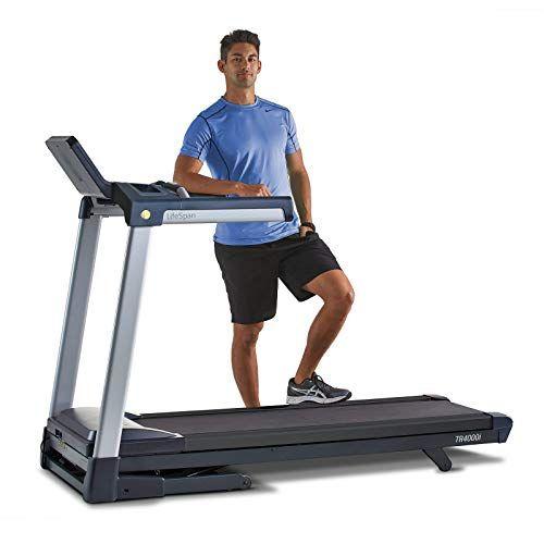 Lifespan Tr4000i Folding Treadmill In 2020 Folding Treadmill Good Treadmills Treadmill Machine