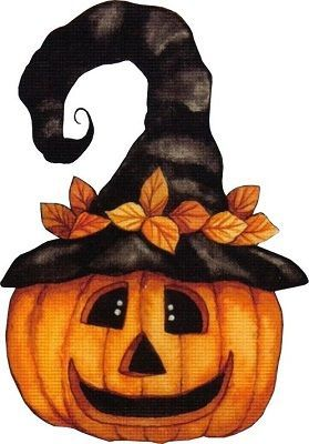 Easy Halloween Pumpkins Clip Art – Cliparts