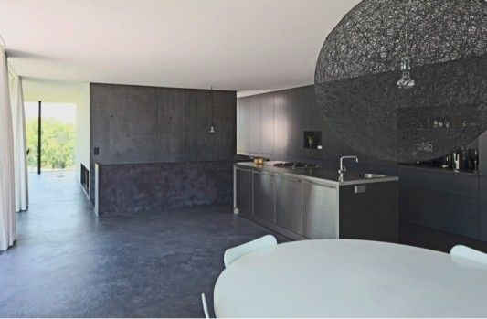 Haus D In Ludwigsburg Beton Wohnen Efh Baunetz Wissen Wohnen Haus Haus Architektur