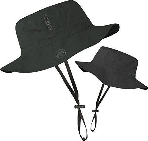 Mammut Mens Drytech Hat Machu Graphite Largexlarge Check Out The Image By Visiting The Link Rain Hat Men Mammut