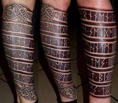 full wrist viking tattoo - Google meklēšana