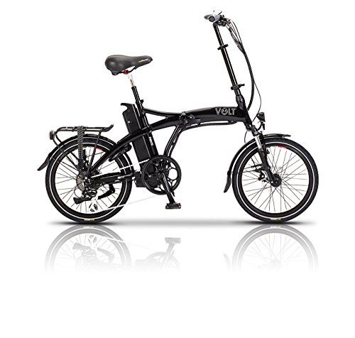 Volt Folding Electric Bike Metro Updated 2019 Model Commuter