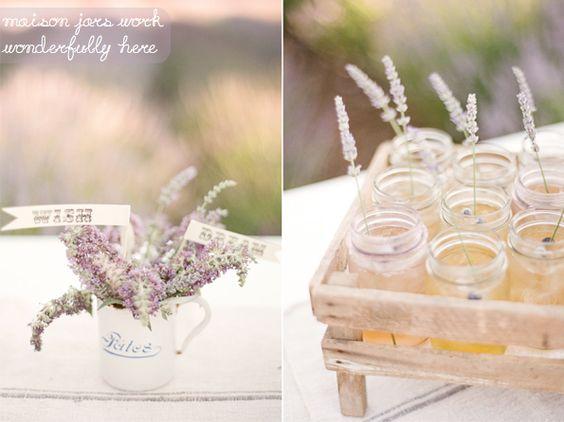 Tablescape: Lavender Summer Soriee