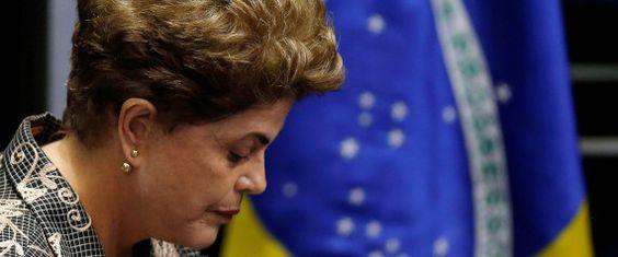 BLOG DO ELIAS BARBOSA: Como o mundo está vendo o golpe no Brasil