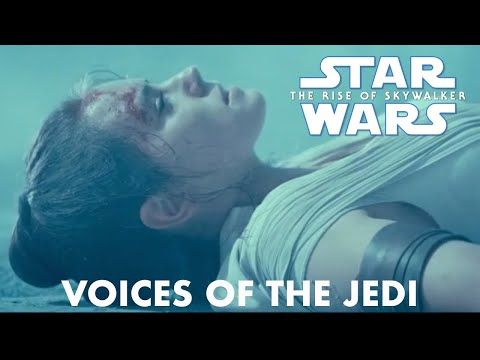 Star Wars The Rise Of Skywalker Voices Of The Jedi Full Scene Youtube In 2020