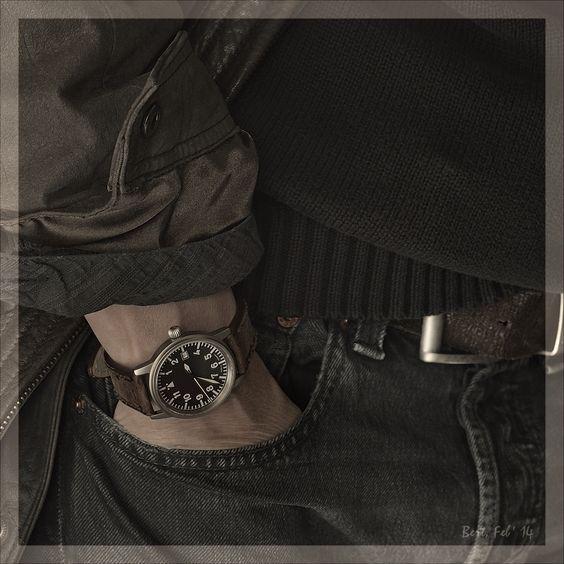 Aristo Sextant - #menswear #fashion #mensstyle #herrenuhr #style