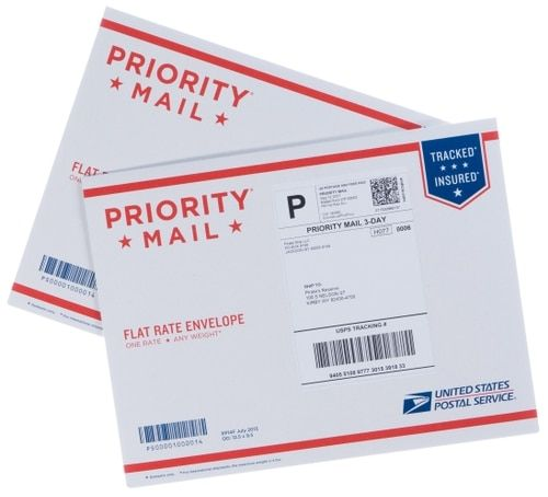 Usps Priority Mail Flat Rate Pirate Ship Priorities Priority Mail Flat Rate