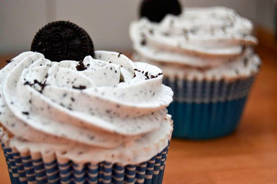 cupcakes | Cómo hacer Cupcakes de oreo