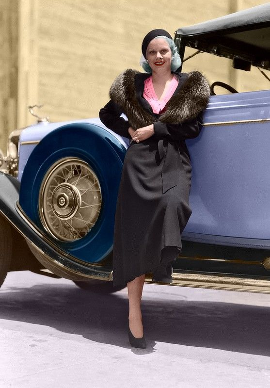 "Jean Harlow Colorized 16 by ajax1946.deviantart.com on @deviantART  I don't understand why people have to colorize classic photos and films! ...why ""dumb it down""? The biggest intrigue to me is the fact that black & white was NOT like today, nor were the times it was used- film is fantasy!"