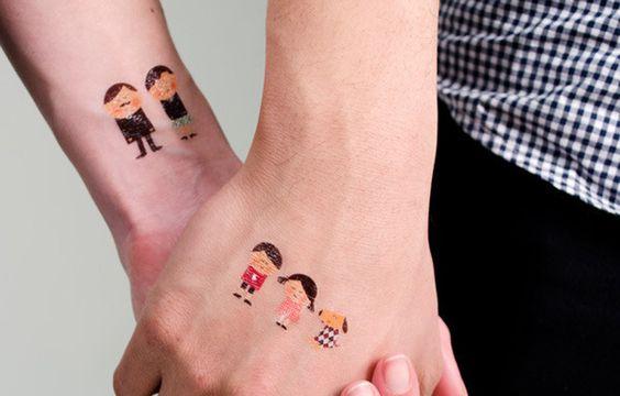 Tatuajes temporales Tattly, tattoos muy reales | Maria victrix